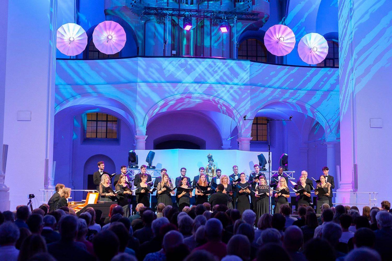 Chamber Choir of Europe (Foto: Augustinerkirche Würzburg)