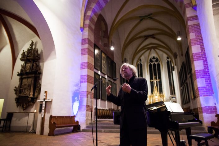 Morten Lauridsen in der Thomaskirche Leipzig